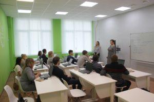 В Княгининском университете прошли мастер-классы в рамках первых сельских региональных играх «Территории»